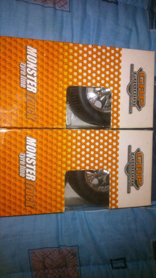 Ruedas GRP para monster truck