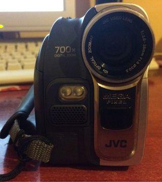 Videocamara JVC