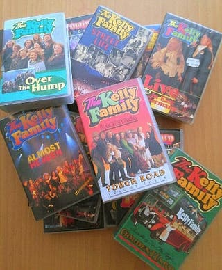 """Videos de """"The Kelly Family"""""""