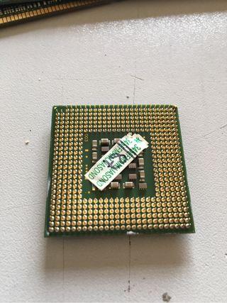 Procesador Intel celeron 2.66Gh