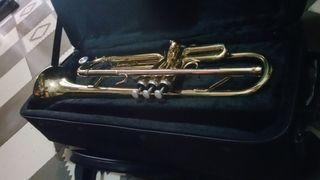 trompeta 3 pistones nueva