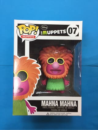 FUNKO POP MUPPETS 07 MAHNA MAHNA