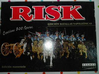 RISK. Edición numerada Batallas Napoleónicas.