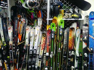 Ski Esqui segunda mano Montecarmelo