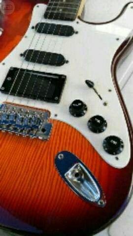 guitarra electrica escorial