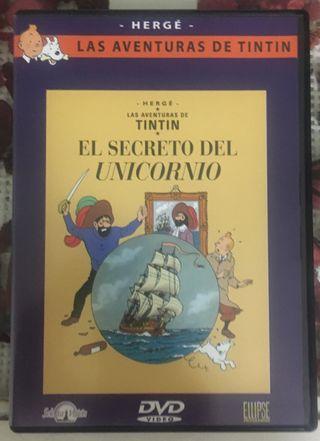 TinTin: secreto del unicornio
