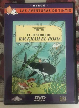 TinTin: Tesoro de Rackham rojo