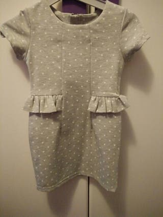 vestido niña 2-4 anos