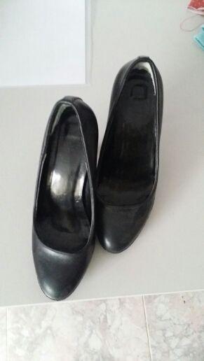 Zapatos negro ,talla 37