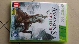 Assassins creed III xbox