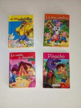 Lote libros.Cuentos infantiles