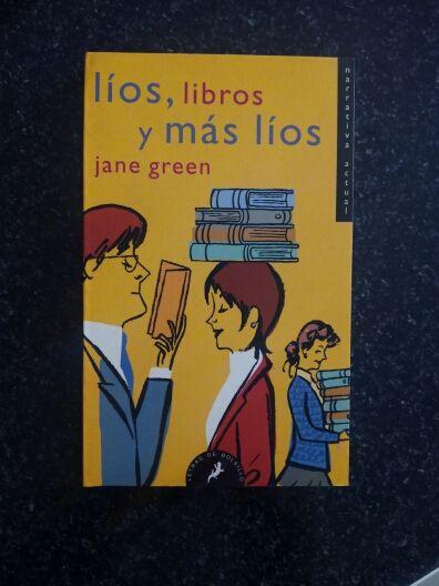 Líos, libros y más líos, Jane Green