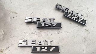 Anagrama seat 127 nuevos