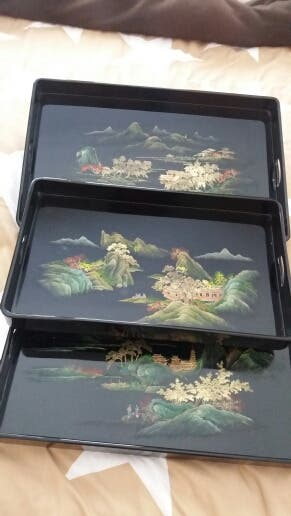 Safates disseny xinès