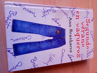 Libro regalo Verano en vaqueros Ann Brashares