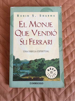 Libro: el monje que vendio...