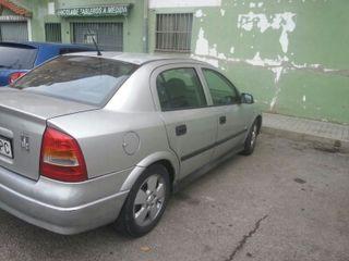 Opel Astra 2001 ruedas cambiadas filtros y aceite