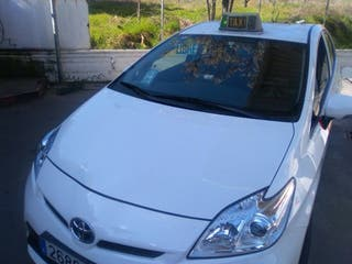Taxi licencia y vehiculo Prius