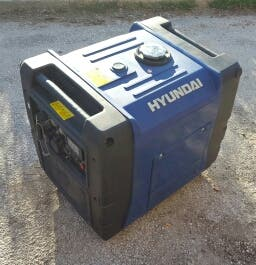 generador hyundai