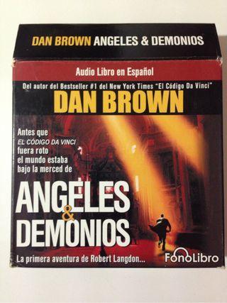 Audio libro angeles y demonios