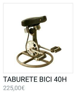 Taburete