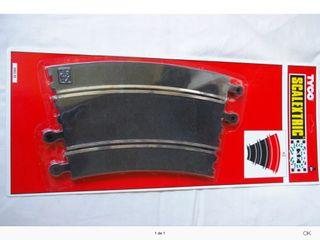 Pack 2 Pistas Curva Scalextric Tyco 1996