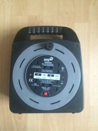SMJ Cable Reel with Thermal Cut-Out New
