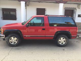 Chevrolet Blazer 1990