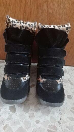 botas sneakers
