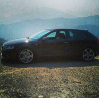 Audi A3 1.8 tsi 2011 70mil km, pack s-line completo