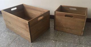 Nuevo meuble cajas de madera apilables de segunda mano por 50 en barcelona en wallapop - Cajas de madera barcelona ...