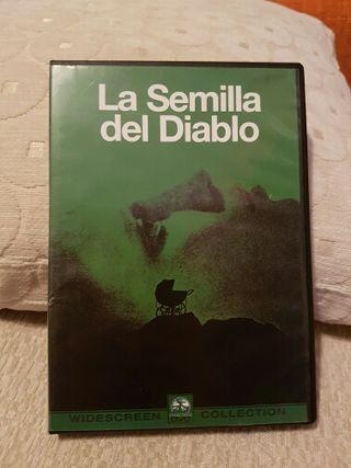 DVD La semilla del diablo