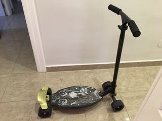 Patinete 4 ruedas Oxelo Scooter