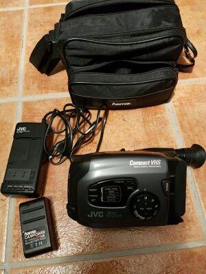 Camara de video vintage.Año 1998