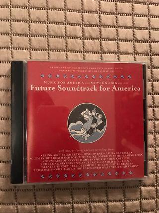 CD Future soundtrack america