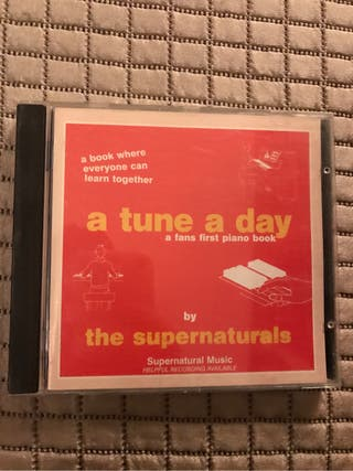 CD The supernaturals TUNE DAY
