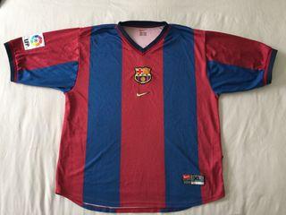 Camiseta FCBarcelona