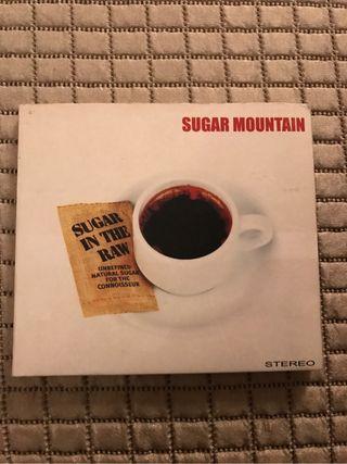 CD SUGAR MOUNTAIN in the raw