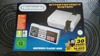 Nintendo classic mini (original no clónica china)