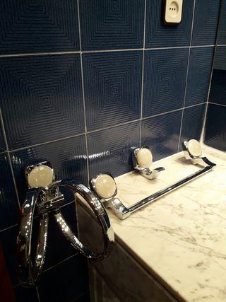 Ascesorios baño