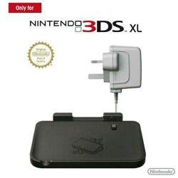 Cargador de base Nintendo 3DS XL