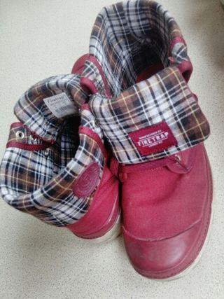 Firetrap botas de marca en buen estado Talla43