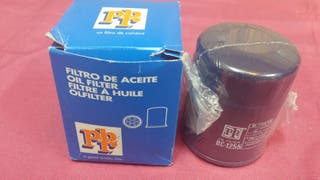 filtro aceite coche pbr bc 1255