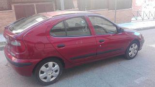 Renault Megane 1.9 dci 110 cv año 2000
