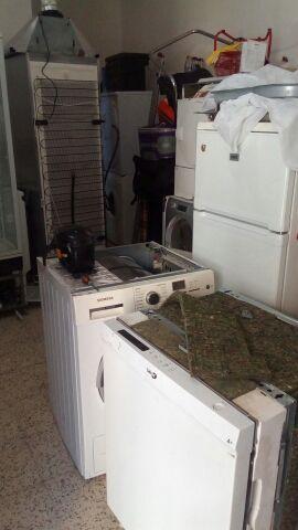 Tecnico de electrodomésticos