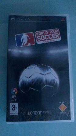 juego fútbol para PSP