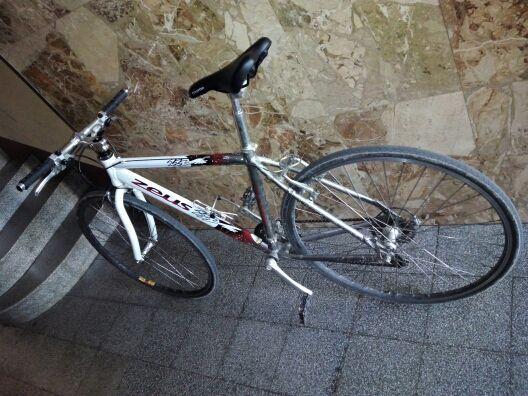 bicicleta aluminio