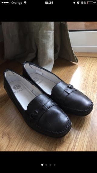 Urge!!!Zapatos de piel num.37