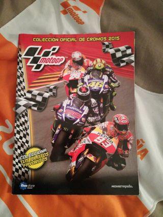Cromos MotoGP