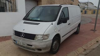 furgoneta mercedes vito 108 CDI